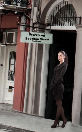 Secrets on Bourbon Street cover for paperback-front
